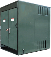 Federal Pacific Pad Mounted Transformer