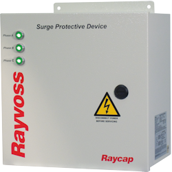hpspq raycap rayvoss packaged surge protection device